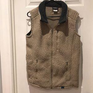 Properly Tied Sherpa vest Size Xlarge